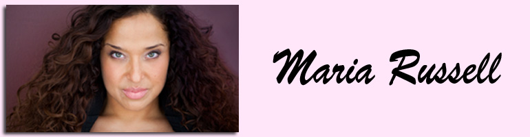 Maria Russell - Banner